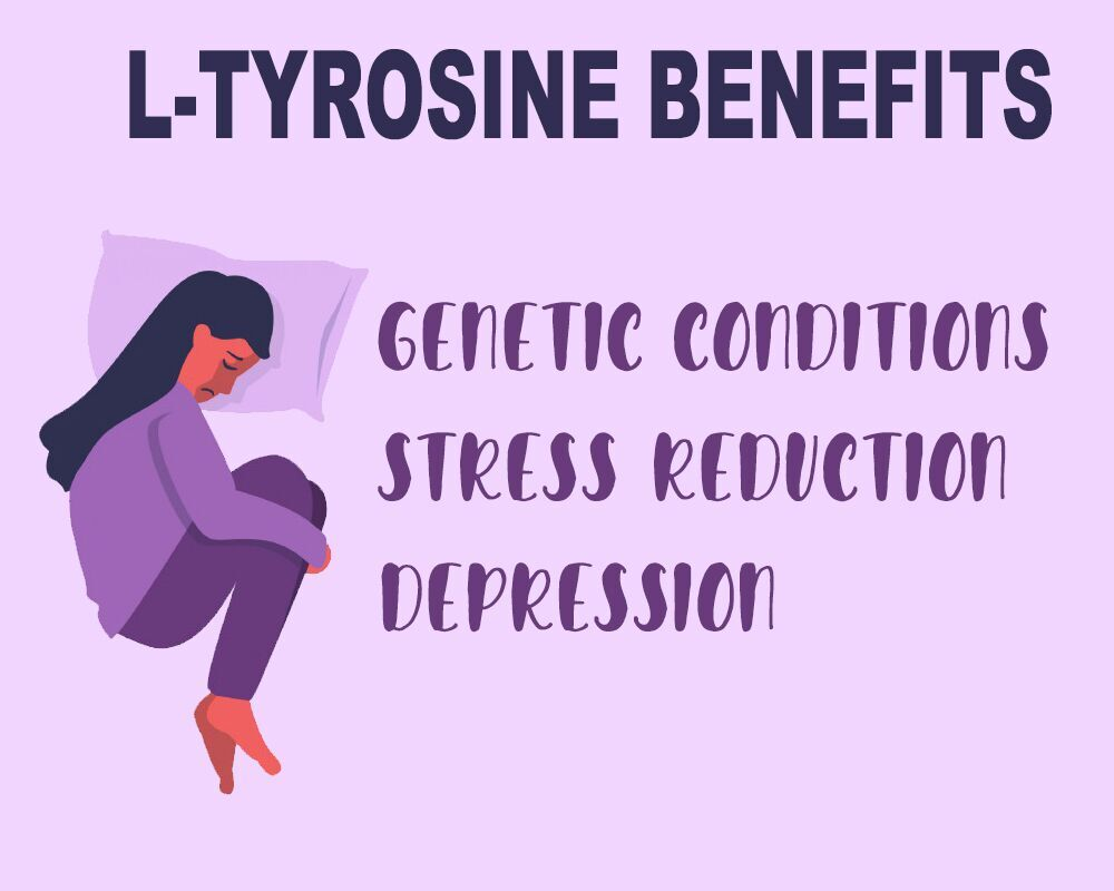 L-tyrosine benefits