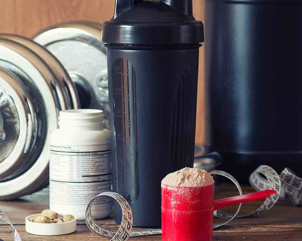 muscle-building amino acids