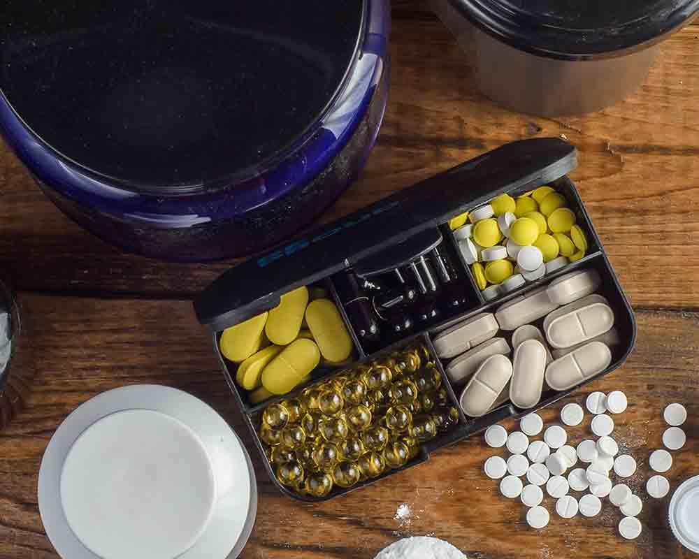 Amino Acid Arginine Supplements