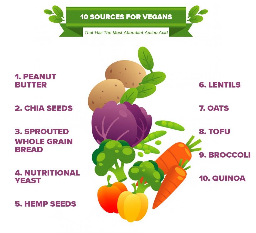 Most abundant amino acid