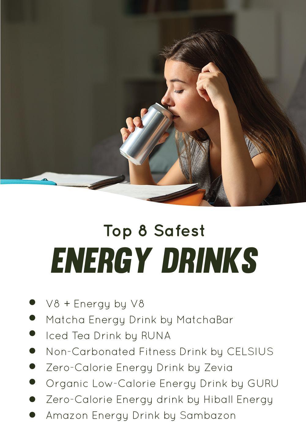 Safest Energy Drinks