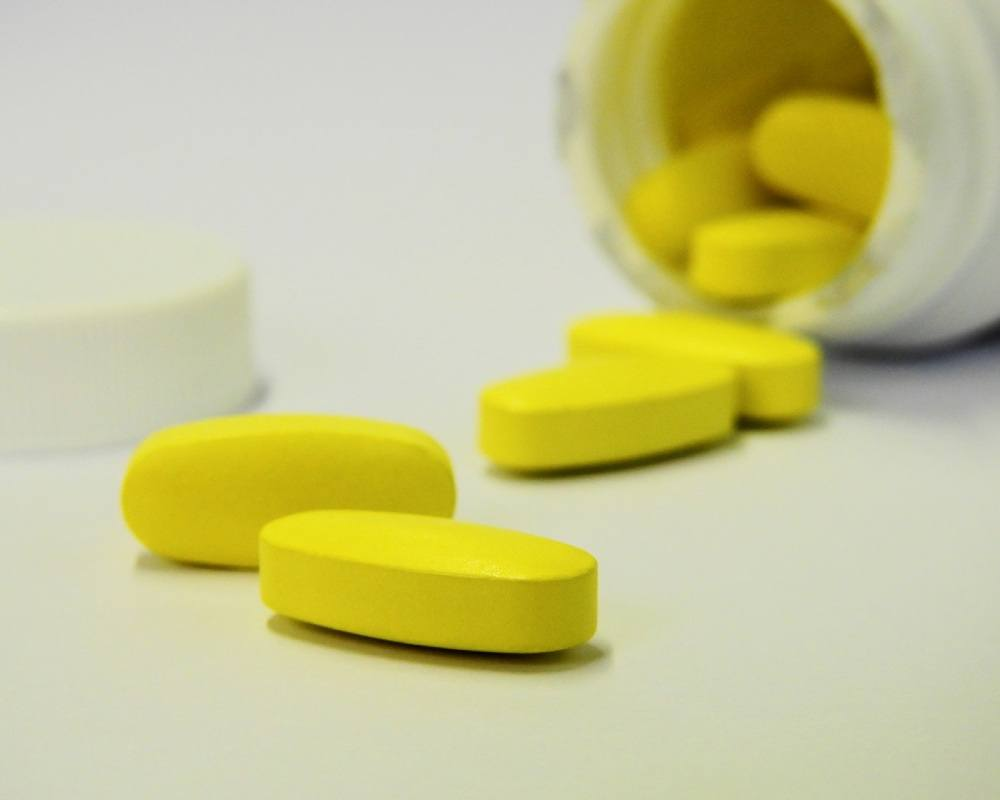 Amino Acid L Lysine Supplement