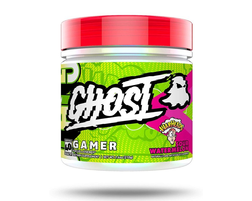 Ghost Legend Pre-Workout Warheads